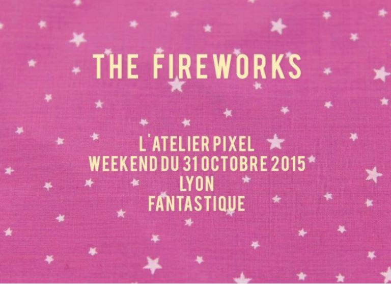 Lyon 48h Fireworks